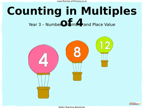 Multiplying by Multiples of 10 and 100 Worksheets, Lesson Plans ...