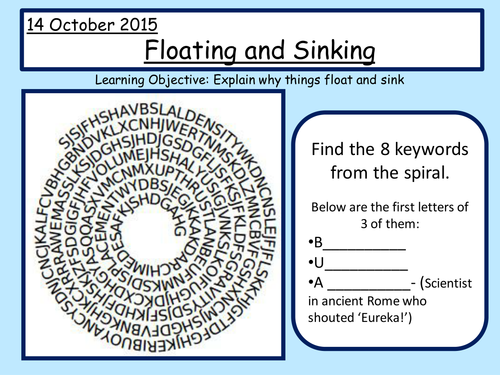 together with earth science worksheets and answers – crepido co together with Sink or Float    Education besides Unit 6  Density and Buoyancy   DISCOVERING SCIENCE IS FUN together with Buoyancy   Buoyant Force and Relative Density additionally  as well 1 MECHANICS OF FLUIDS Buoyancy  the ability of a to float furthermore Buoyancy  What Makes Something Float or Sink    YouTube likewise Worksheet Design   Density For Kids Worksheets Definition Buoyancy additionally Worksheet on Buoyant Force 1  2  Why    Wikispaces on Buoyant Force furthermore Study Guide Answer Key additionally Rock and Boat  Density  Buoyancy   Archimedes' Principle   Activity moreover Density Worksheet   Usefulresults together with density worksheets for elementary students besides density worksheets for elementary students moreover Density Worksheet Density Calculations Worksheet Density. on density and buoyancy worksheet answers