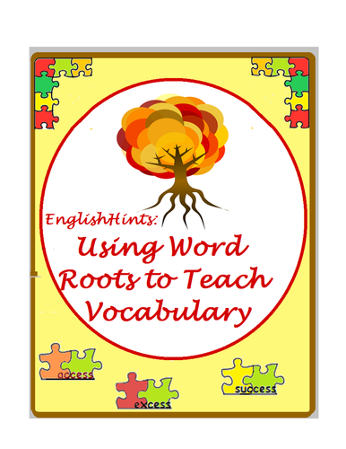 Using word roots to teach vocabulary by englishhints teaching using word roots to teach vocabulary by englishhints teaching resources tes ibookread Download
