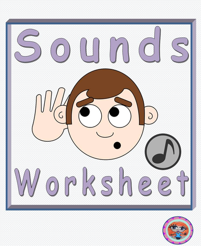 Sounds, Vibrations and Hearing Science STEAM Worksheets