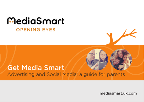 Advertising and Social Media: a guide for parents