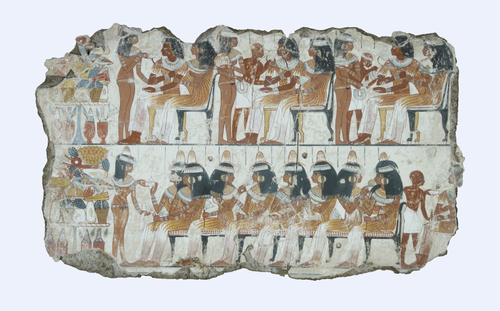 Teaching History with 100 Objects - Ancient Egyptian Feast
