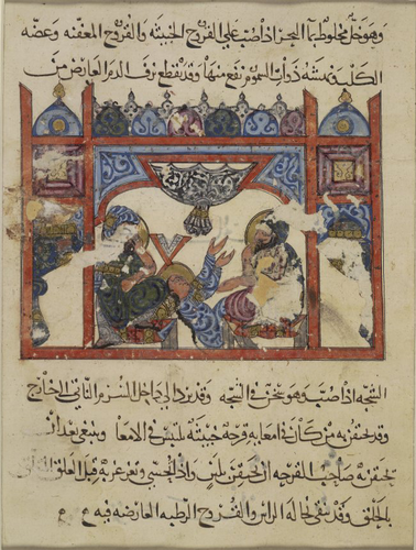 Teaching History with 100 Objects - Arabic Medical Encyclopaedia