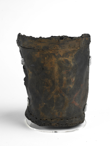 Teaching History with 100 Objects - Fire bucket from the Great Fire of London