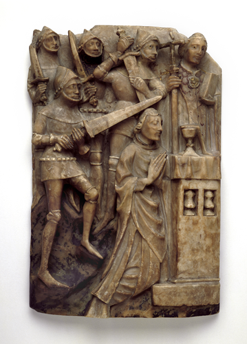 Teaching History with 100 Objects - The Martyrdom of St Thomas Becket