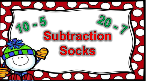 Christmas Maths Subtraction Questions Lesson plan PowerPoint and – Christmas Subtraction Worksheets