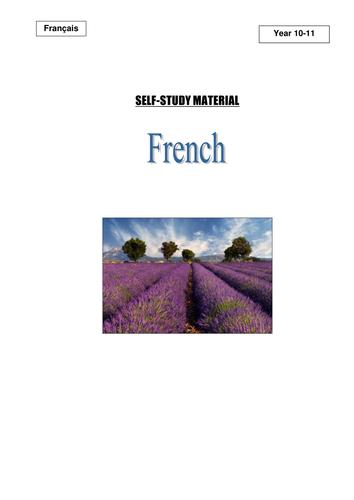 GCSE Self-Study Booklet