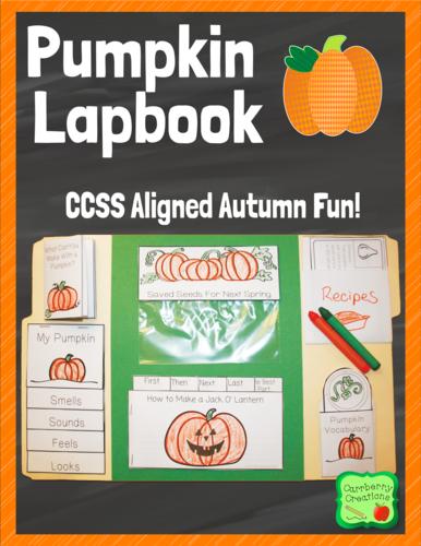 Pumpkins Lapbook