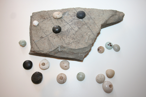 Teaching History with 100 Objects - Roman game board