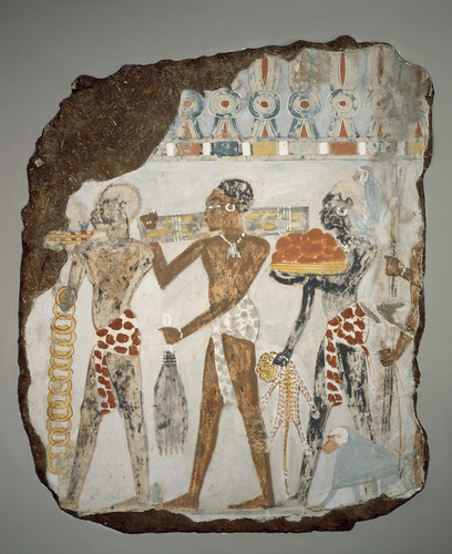 Teaching History with 100 Objects - Tribute from Nubia
