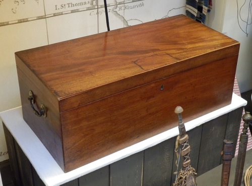 Teaching History with 100 Objects -Thomas Clarkson's campaign chest
