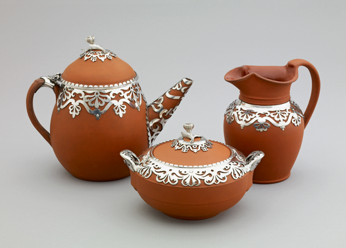 Teaching History with 100 Objects -Wedgwood tea set
