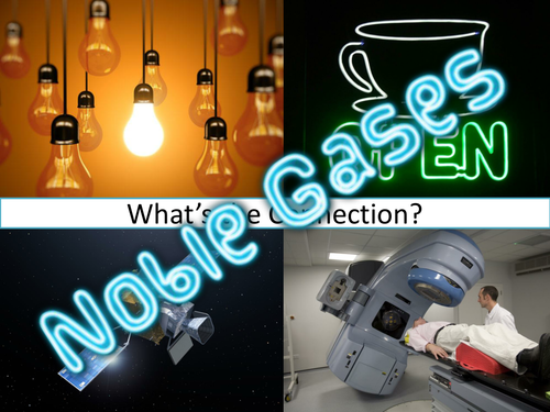 Trends in Group 0/Noble Gases