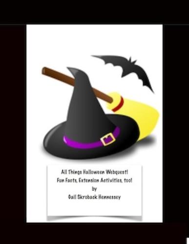 Halloween!All Things Halloween Webquest