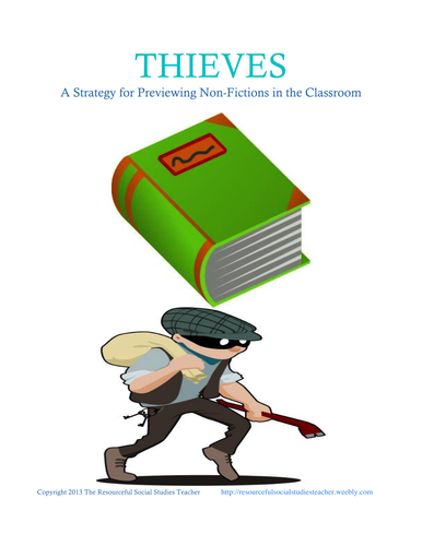 THIEVES Preview