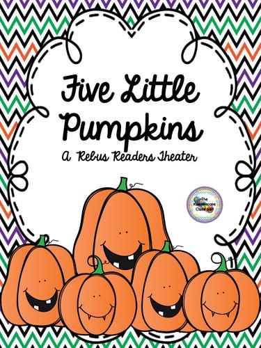 Five Little Pumpkins Readers Theater
