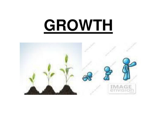 GCSE Growth in Animal & Plants, Mitosis & Stem Cells