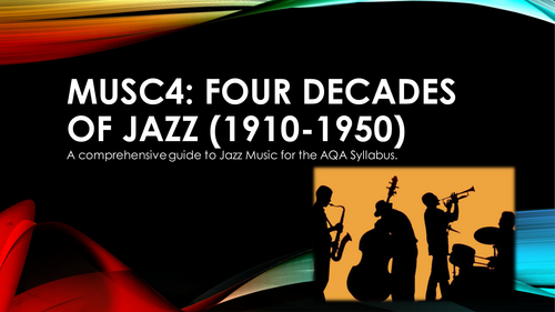 Four Decades of Jazz (1910-1950): A Comprehensive Guide