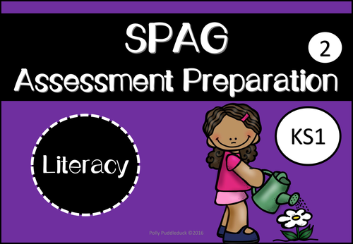 SPAG - Spelling, Punctuation and Grammar Preparation (2)