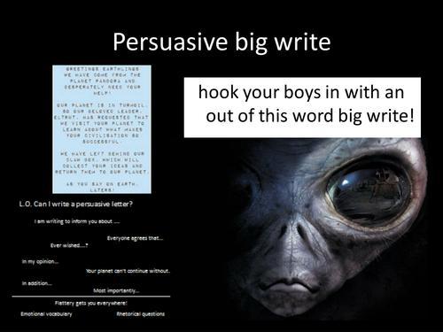 boy focus big write
