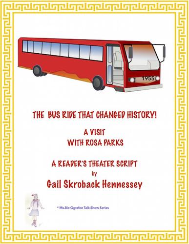 Rosa Parks(Reader's Theater Script)