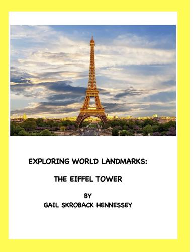 Eiffel Tower(A World Landmark Reading Activity)