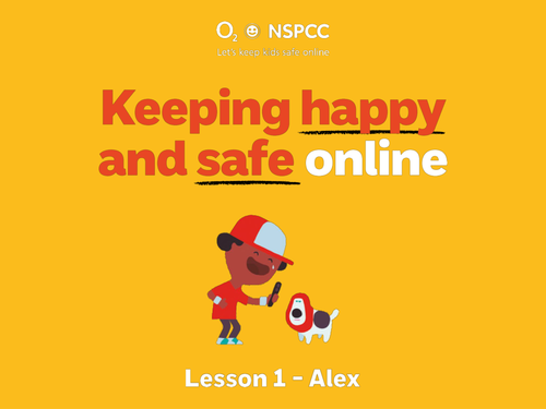 NSPCC Share Aware Teaching Resources