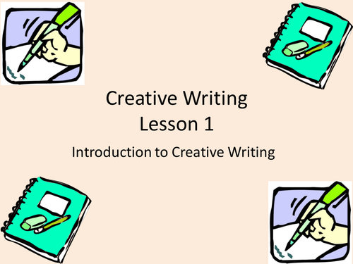 Creative Writing: AQA English Language Paper 1 Question 5 for Middle Ability