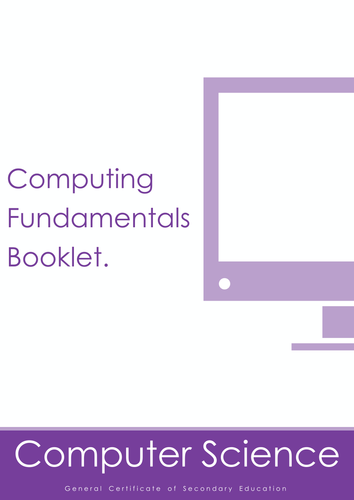 Nubila Education | GCSE Computer Science | Computing Fundamentals Booklet