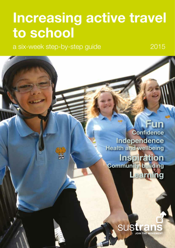 Increasing active travel to school