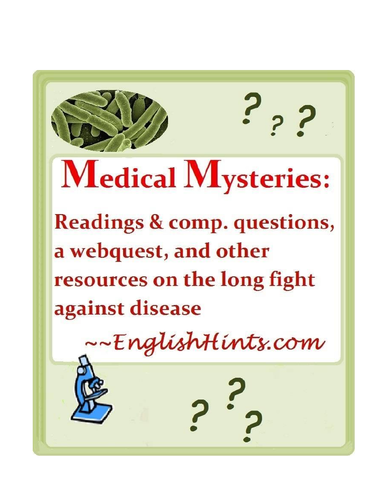 Medical Mysteries: Readings and Resources on the Fight Against Disease
