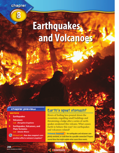 Volcanoes & Earthquakes- Everything You Need To Know