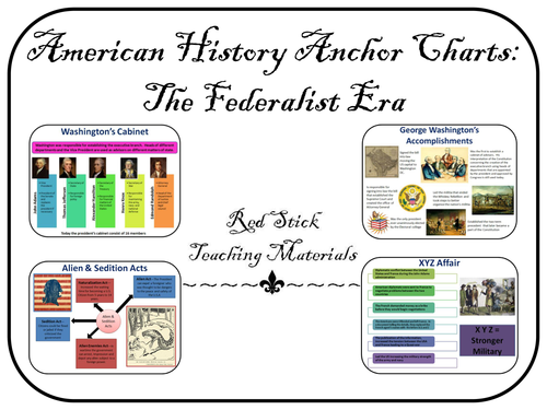 guided reading activity the federalist era answer key