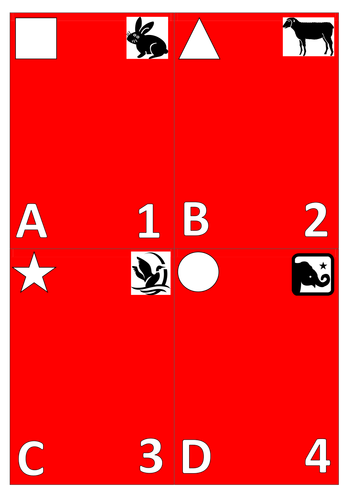 Talk for Learning Cards - Grouping