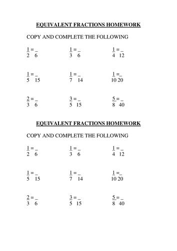 Homework help fractions