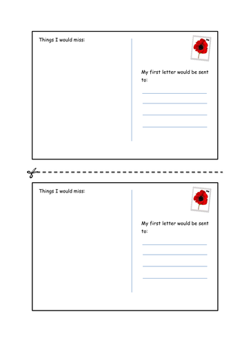 Remembrance Activities