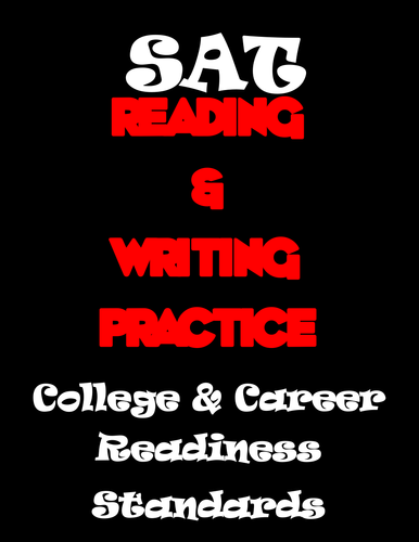 SAT Practice Test-English (Reading and Writing)