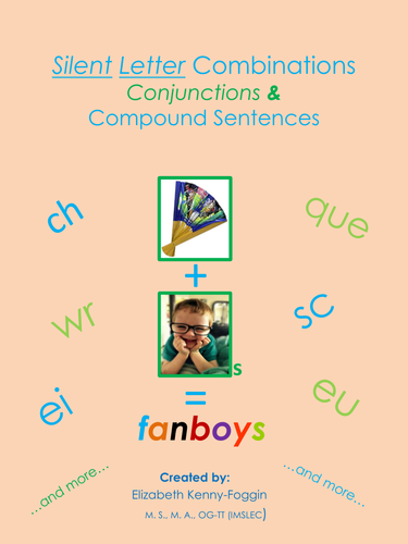 Know the Code:  Silent Letter Combinations & Compound Sentences