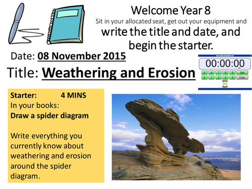 KS3 Earth Science