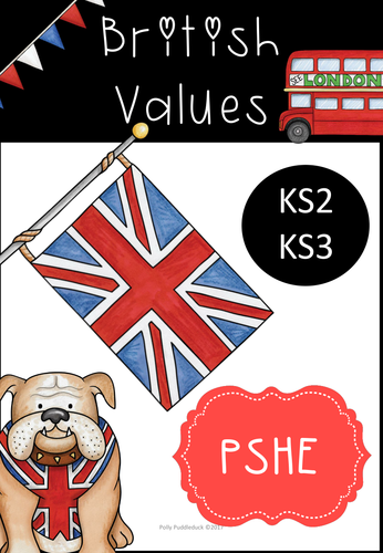 British Values -PSHE Unit of Work (KS2/KS3)
