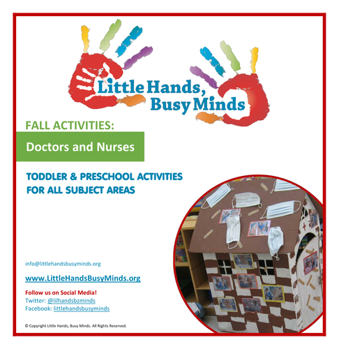 Fall Activities - Doctors and Nurses: Weekly Thematic Unit