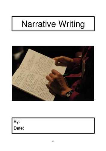 Narrative Writing 5-6 Lesson Unit