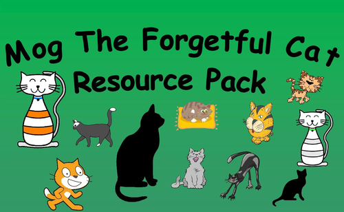 Mog The Forgetful Cat Resource Pack