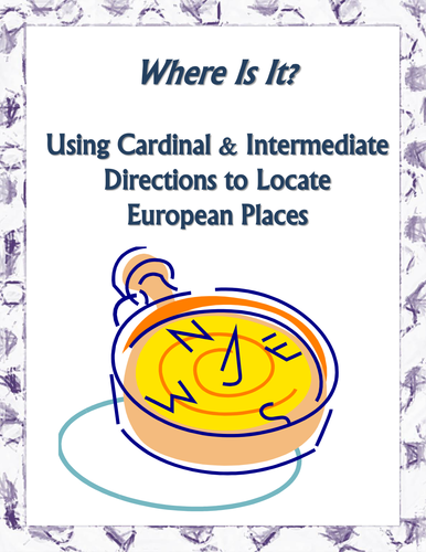 Use cardinal and intermediate directions map skills assignment by use cardinal and intermediate directions map skills assignment by mistermitchell3 teaching resources tes ibookread PDF
