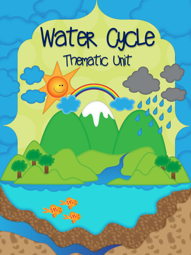 Water Cycle Thematic Unit. Science, ELA, Social Studies, Math, Art, Drama