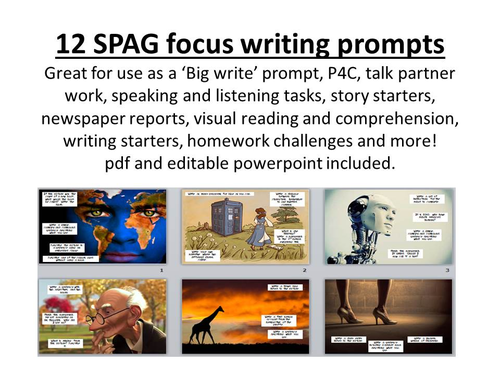 creative writing picture prompts ks2