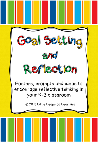 Goal Setting and Reflection for KS1