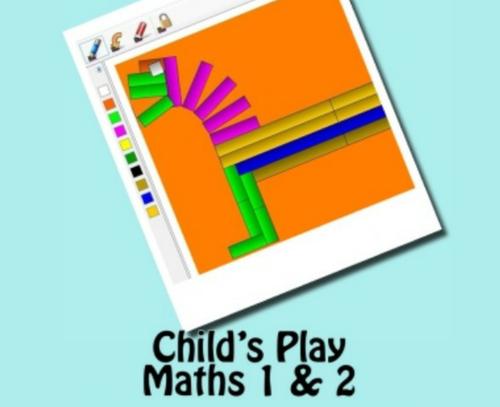 Child's Play Maths 1 & 2