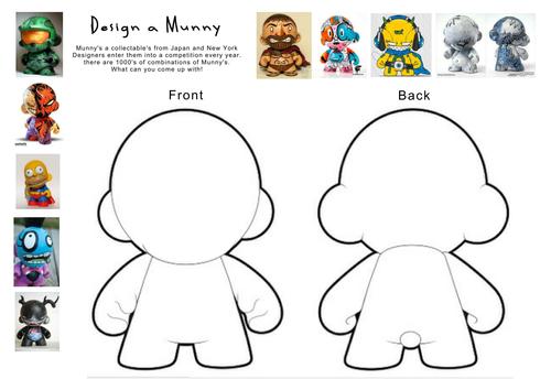 Homework Graphic Design task