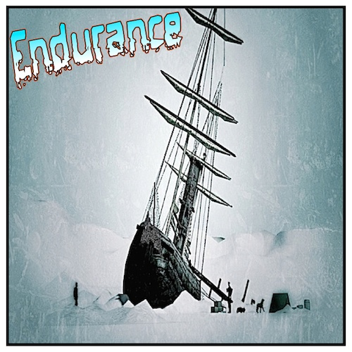 Shackleton and the Endurance - Comic Book